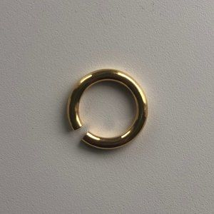 All Blues Almost Ring - Polished Gold - Men's 62